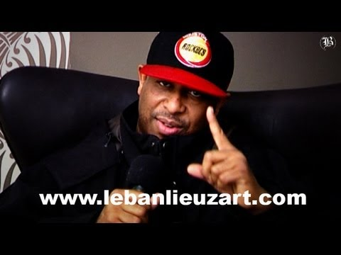 DJ PREMIER - INTERVIEW / BANLIEUZART TV