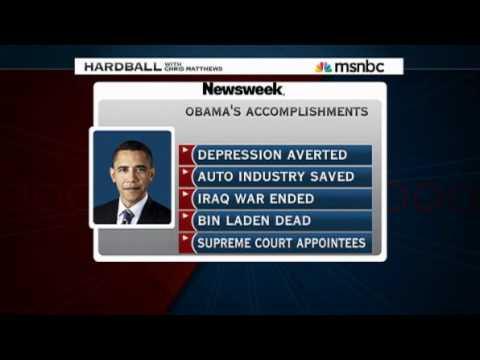 Hardball  Obama pushes tourism