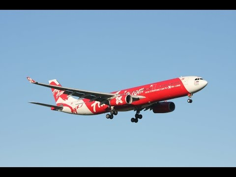 Graceful Asian Afternoon Arrivals Melbourne Airport MEL / YMML