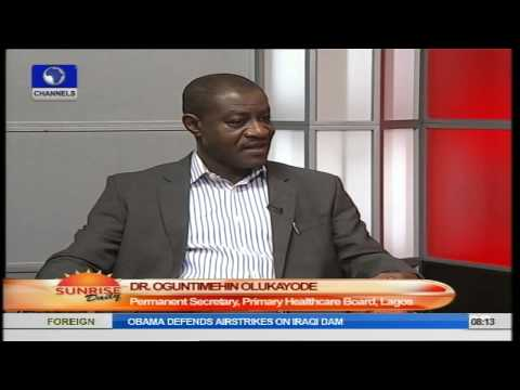 Ebola: There Has Been No Additional Confirmed Case In Nigeria – Dr. Olukayode