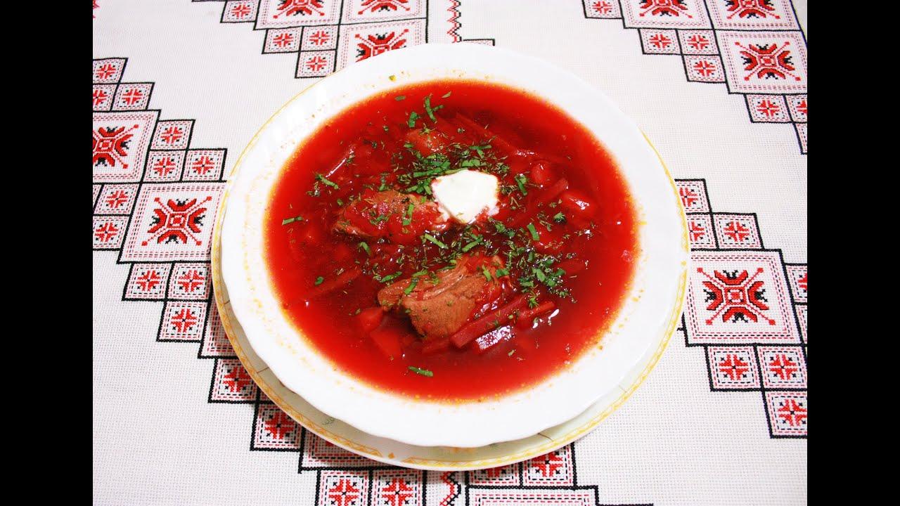 Как приготовить овощной суп с фасолью