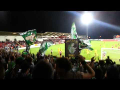 Penafiel x Sporting (0-4): Golo de Slimani!