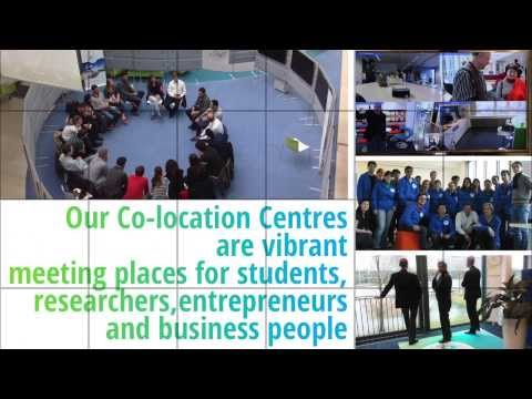 EIT ICT Labs' Co-Location Centres are vibrant meeting places