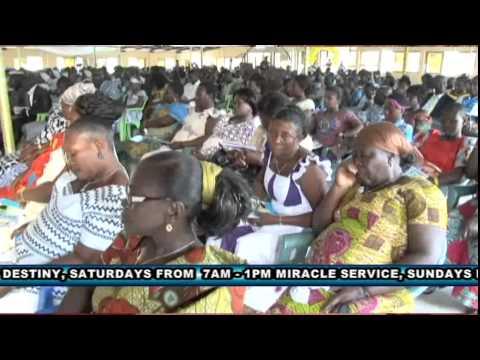 Rev Isaac Opoku ,Obotuo, Ghana, Graduation, Academy, Prophetic and Miracle