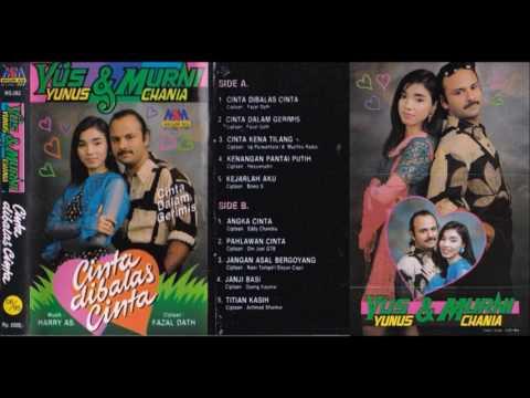 Download Lagu Cinta Dibalas Cinta / Yus Yunus & Murni Chania (original Full) MP3 Free