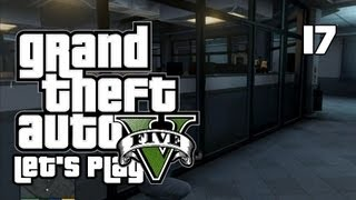 GTA V - Let's Play/Walkthrough - Mission 19: Dead Man Walking - #17 (GTA 5 Gameplay)
