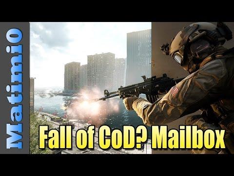 BF4 Driving Civilian Cars & Decline of CoD - Sunday Mailbox - Battlefield 4