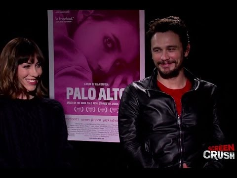 James Franco + Gia Coppola Interview: 'Palo Alto'