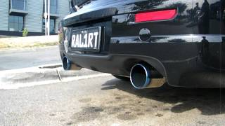 2009 Ralliart Lancer - HKS Exhaust System