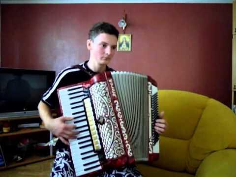Calvin Harris- I Need Your Love Accordion/akordeon Cover Mateusz Lasek