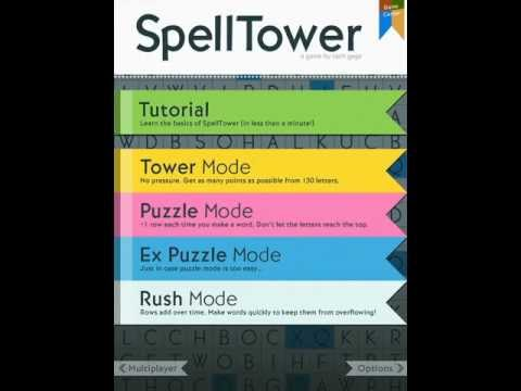 Spelltower APK Cover