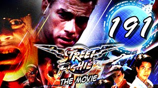 Street Fighter: The Movie (The Game) - Video Review Clásico