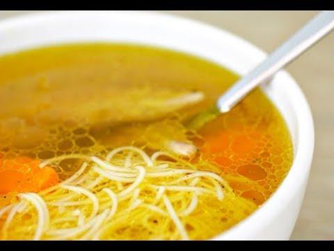 Как приготовить вкусный суп. Полезные советы диетолога.