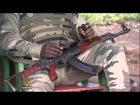 AU peacekeepers under spotlight in CAR