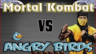 Angry Birds v. Mortal Kombat_ Grudge Match