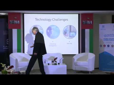 Event: Internet of Things by Howard Charney of Cisco, Dubai Smart Cities Forum 3