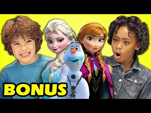 Kids React To Frozen Fever (bonus #126) video