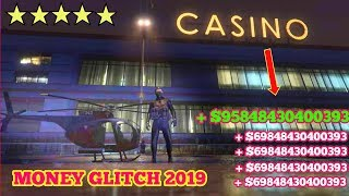 Gta 5 Unlimited Money Glitch 2019 (Tons of money )