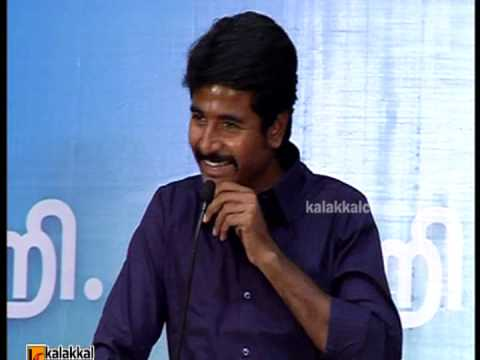 Sivakarthikeyan Chat With Press