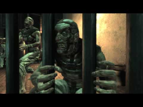 HD Trailer - BATMAN: ARKHAM ASYLUM - Dr. AMADEUS - The New AA Video Game Demo