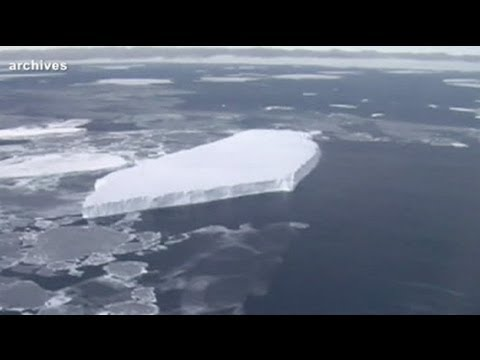 Western Antartica melting faster than thought
