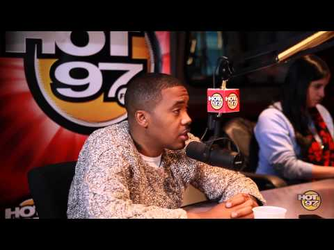 Nas Interview on The Angie Martinez Show: Talks New Album, NYE Show, and Relationship with Kelis