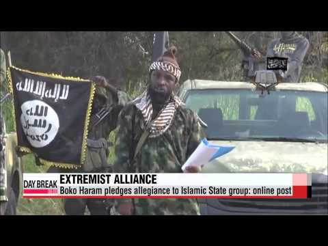 Boko Haram pledges allegiance to Islamic State group: online post   최대규모 무장단체 보코