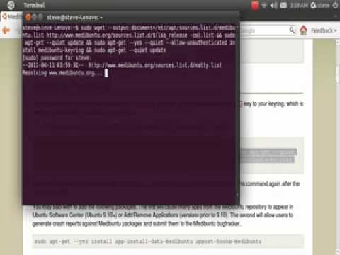 Ubuntu Restricted codecs.wmv