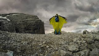 GoPro: BASE Jumping Alone with Neil Amonson