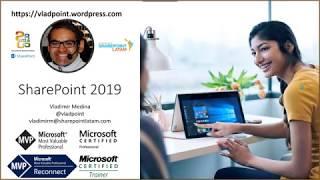 SharePoint Server 2019 - Office 365 Dev Bootcamp Lima 2018