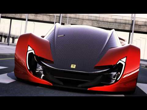 IMPRONTA: IED TORINO for FERRARI WORLD DESIGN CONTEST 2011