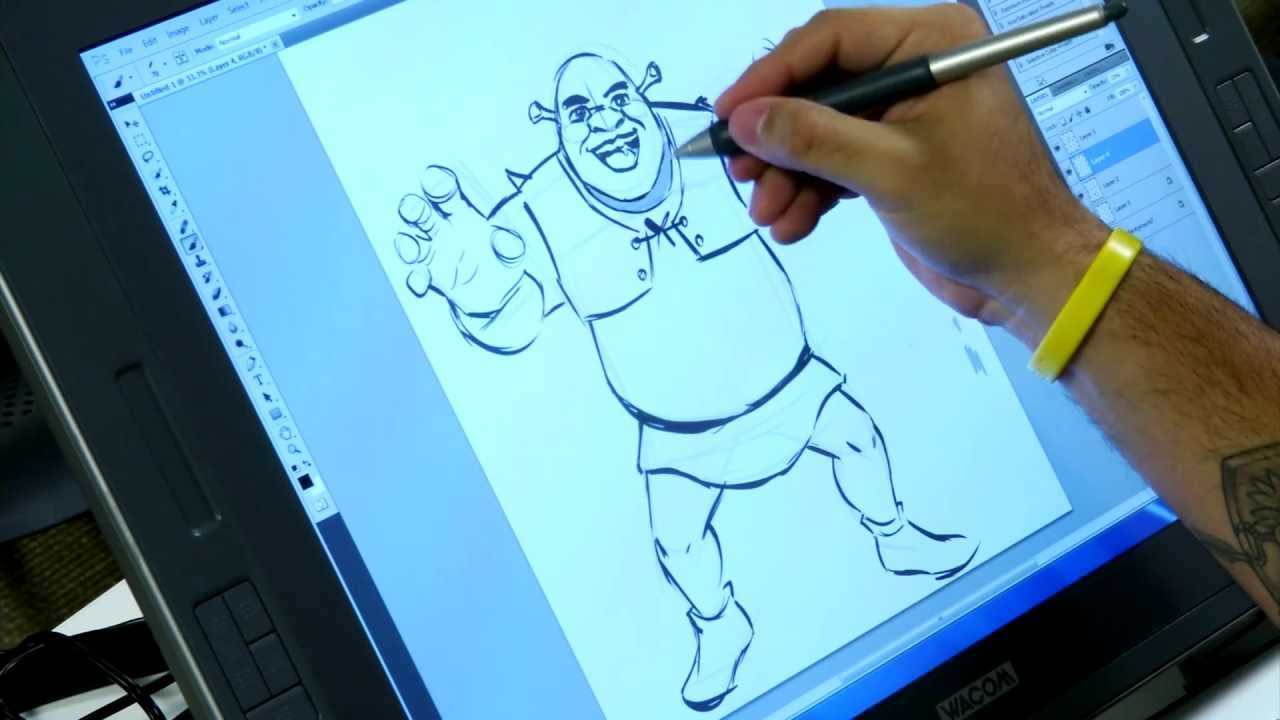 Dreamworks Animation Drawings Dreamworks Drawing Tutorial