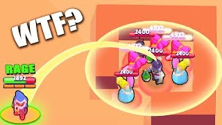 What? Impossible lucky!!! BRAWL STARS Funny Moments