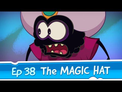 Om Nom Stories: Magic Hat (Episode 38, Cut the Rope: Magic)