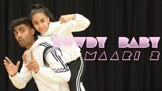 Maari 2 Rowdy Baby Dance Dhanush Yuvan Shankar Raja Jeya Raveendran