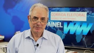 A onda anti petismo formou. William Waack comenta