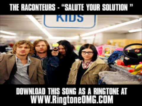 The Raconteurs - Salute Your Solution (Zombieland Soundtrack) [ New Video + Lyrics + Download ]