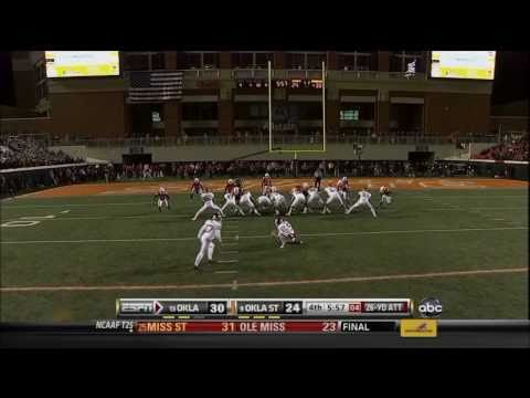 Bedlam: Oklahoma Highlights vs. Oklahoma State - 11/27/10 (HD)