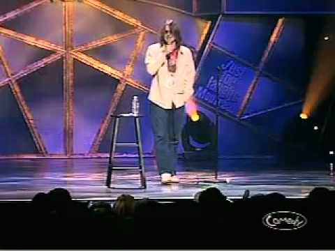 Mitch Hedberg - Just for Laughs - Live Stand Up Comedy