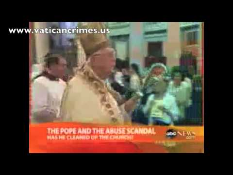 Scandal: Evidence the Pope still protects pedophile bishops and priests