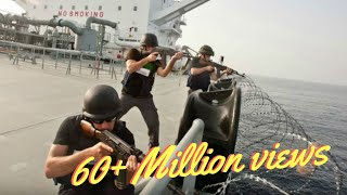 Somali Pirates VS Ship