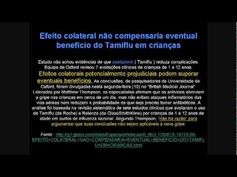 Gripe Suina - TAMIFLU - Remedio ou Veneno.flv