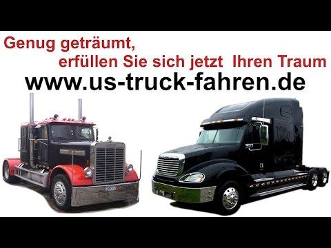 us truck fahren