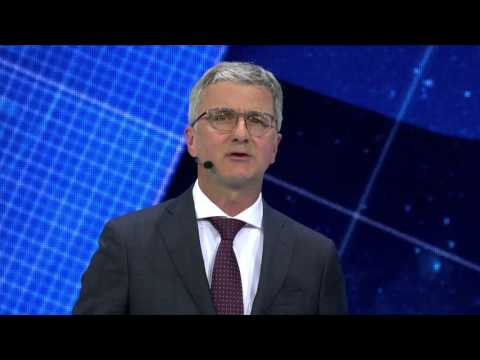 Prof. Rupert Stadler - Chairman of the Management Board of Audi AG  Discusses TDI Issue | AutoMotoTV