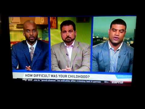 "Video: Shawne Merriman Walks Off ESPN's ""Highly Questionable"" Mid-Interview"