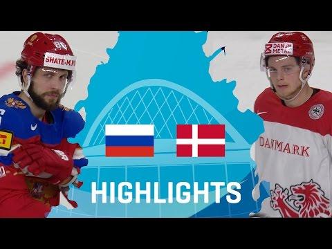 Russia - Denmark | Highlights | #IIHFWorlds 2017