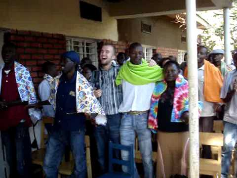 Rwanda Blankets