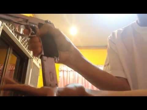 เพชรเมจิก - รีวิวปืน บาเร็ตต้า 92