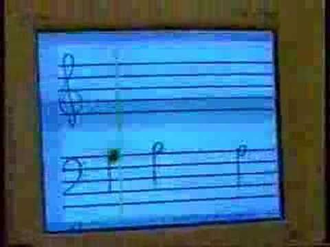 Music sight-reading
