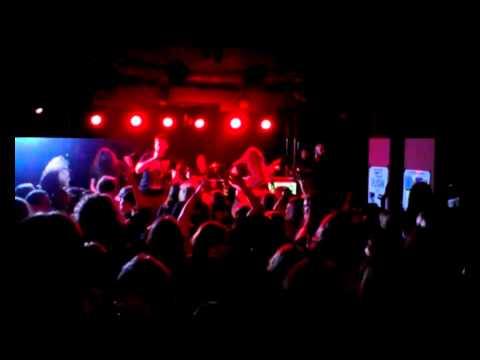 Maximize Bestiality - Intraocular Parasitic Entity - Live  Frankfurt Deathfest 2014 video